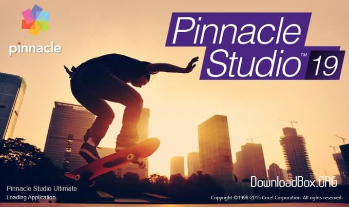 Программа Pinnacle Studio Ultimate 19