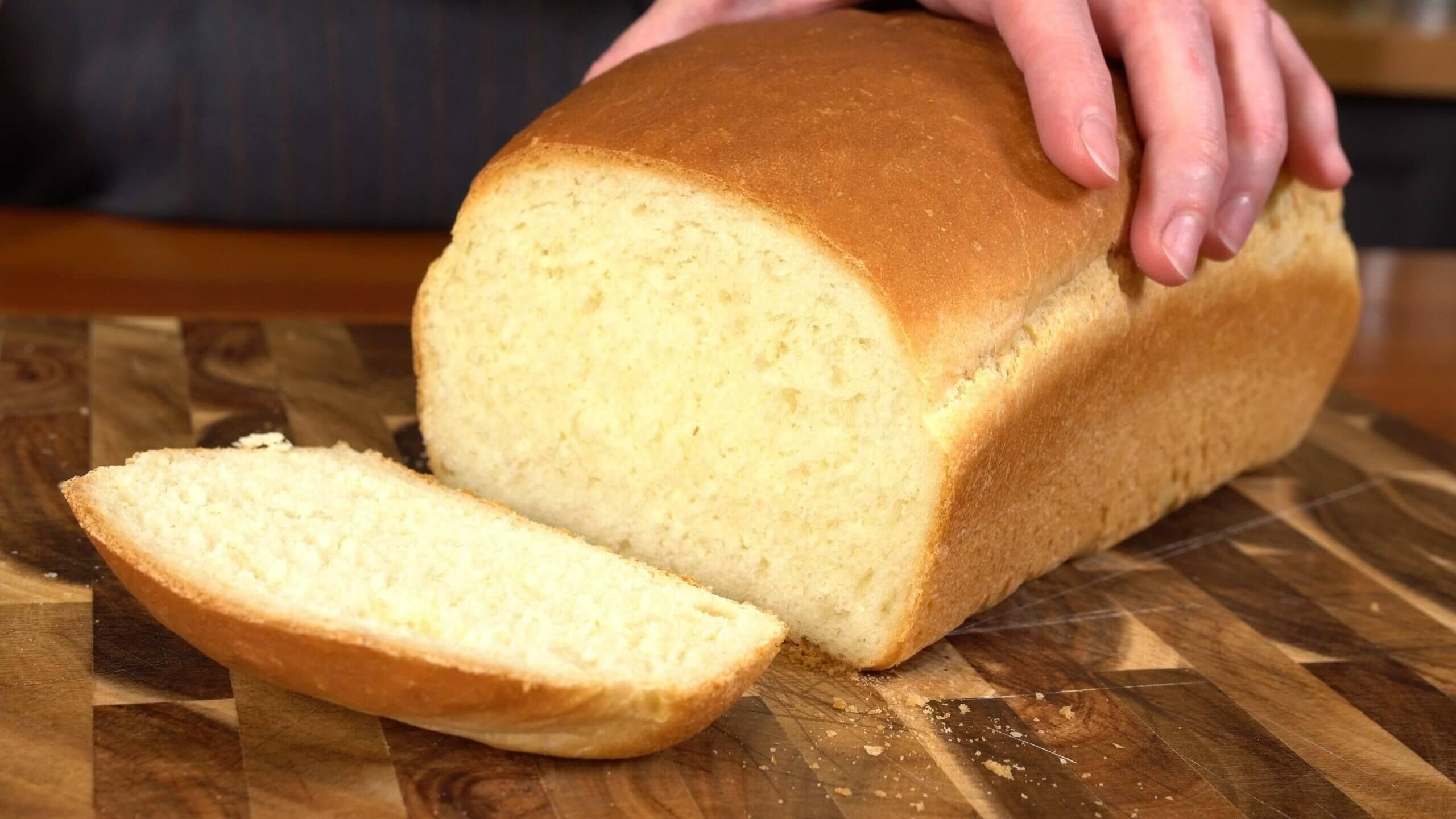 Как приготовить домашний хлеб. Мягкий и с хрустящей корочкой