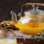 Что будет с телом, если ты будешь пить облепиховый чай