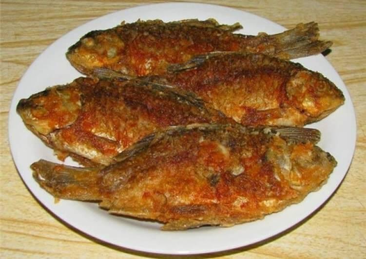 Главные ошибки при жарке рыбы