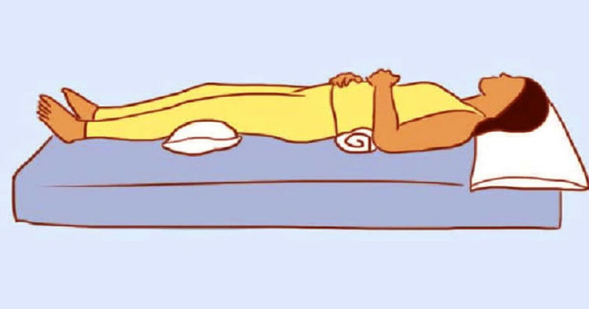 От 9 болезней можно избавиться если всего лишь правильно спать!