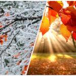 В Украину вернется тепло после дождей со снегом