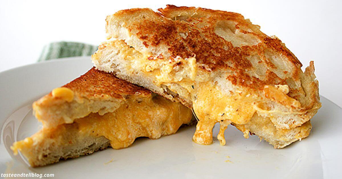 Бутерброд по-французски: и не вредно, и безумно вкусно