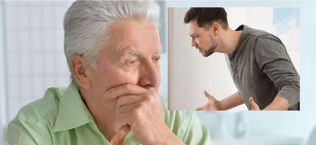 Сын вышвырнул больного отца из собственной квартиры за то, что не успел добежать до туалета