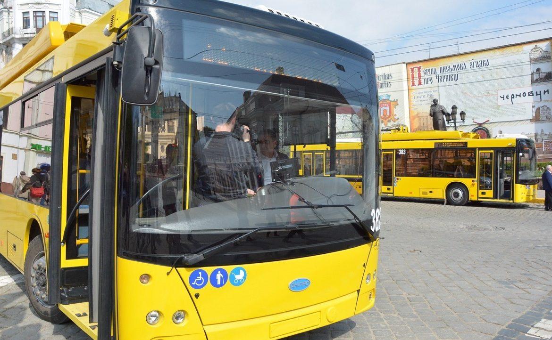 Стало известно, когда в Украине запустят общественный транспорт
