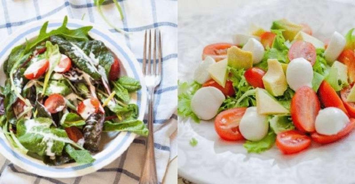 Самые полезные и очень вкусные салаты с овощами