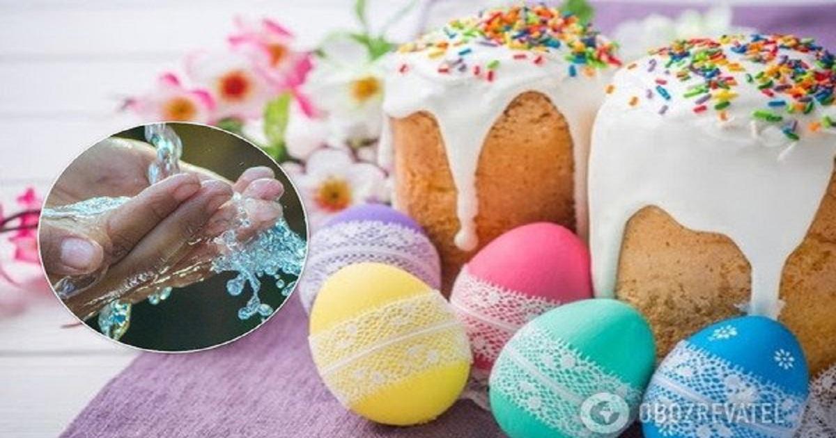 В Украине празднуют Поливальный понедельник: что нельзя в первый день после Пасхи