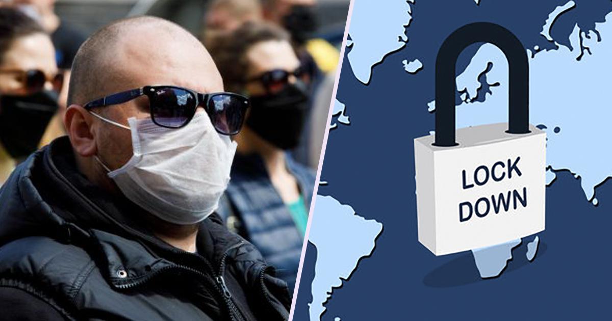 """Крайняя мера: введет ли власть жесткий """"локдаун"""" в Украине"""